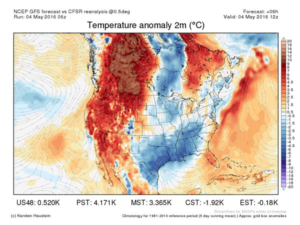 anomalia termica alberta