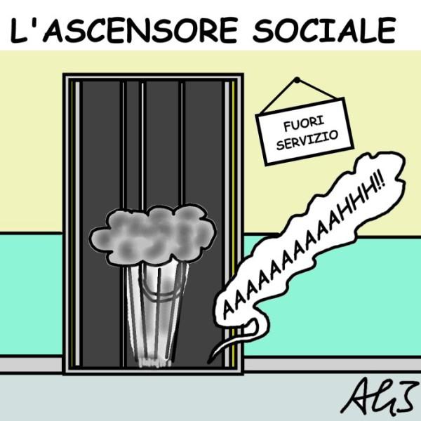 Il discensore sociale