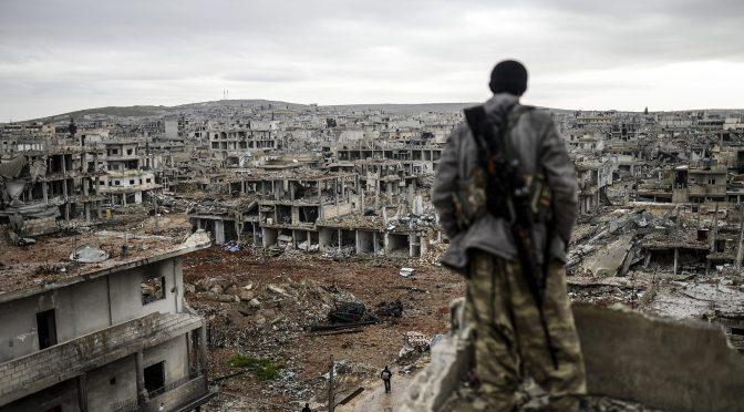Siria: guerra 4.1