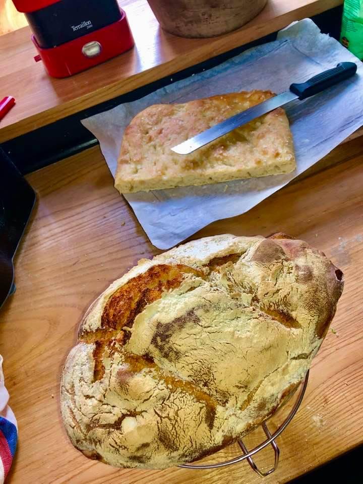 il pane descritto nel post