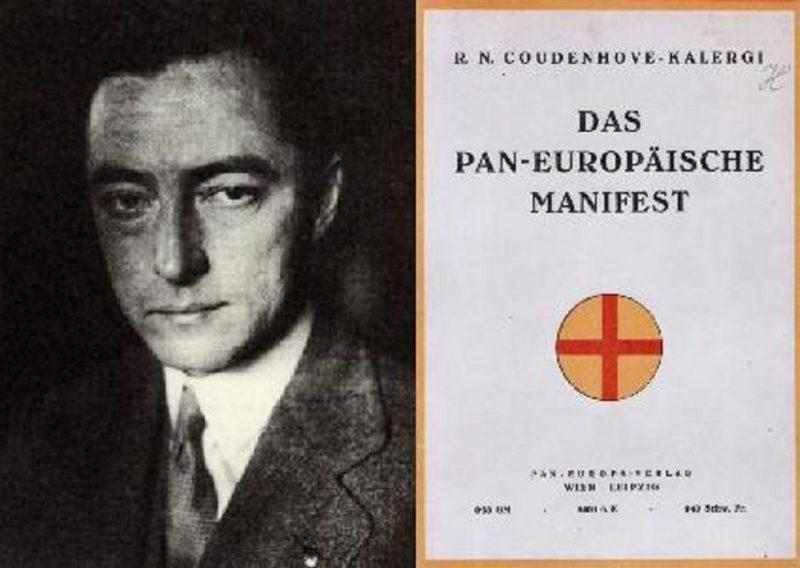 """R.N.Kudenhove-Kalergi kaip vieningos Europos """"dvasinis tėvas"""" . Šešėlinė Europos Sąjungos istorija. Planai, mechanizmai, rezultatai. Četverikova O.N. (6 dalis)"""